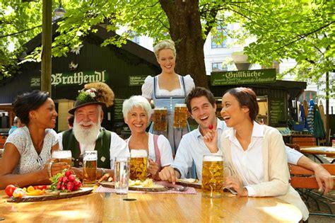 i giardini della birra i biergarten i giardini della birra di monaco di baviera