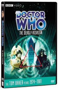 watch online doctor who the deadly assassin 1976 full movie official trailer doctor who the deadly assassin a slice of scifi dvd review slice of scifi