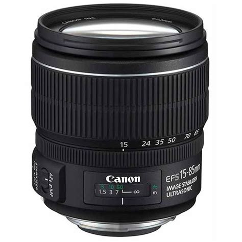 Lensa Canon 15 85mm Is Usm Canon Ef S 15 85mm F 3 5 5 6 Is Usm Lens Canon Lenses