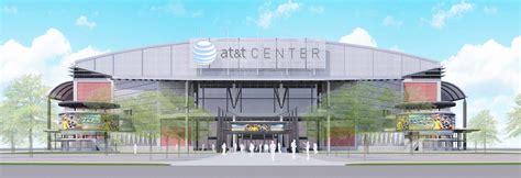 Home Design Store San Antonio at amp t center debuts renovations iavm