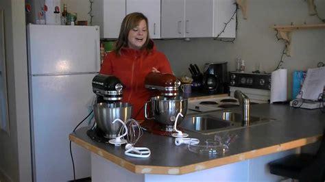 KitchenAid Classic Vs. KitchenAid Artisan Mixer Review