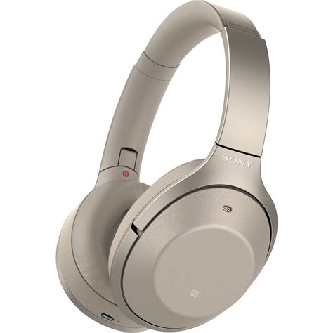 Headset Sony Noise Canceling sony 1000xm2 wireless noise canceling headphones wh1000xm2 n b h