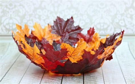 Herbstdeko Zum Basteln by Herbstdeko Selber Basteln 40 Erstaunliche Ideen