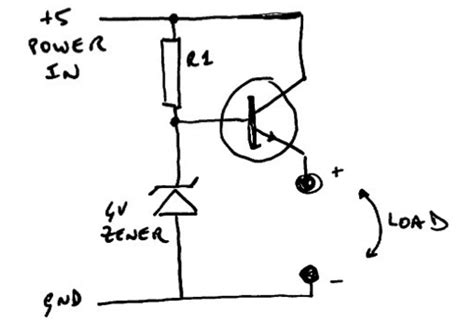 do resistors draw current 187 easy electrons transistor circuits 187 jeelabs