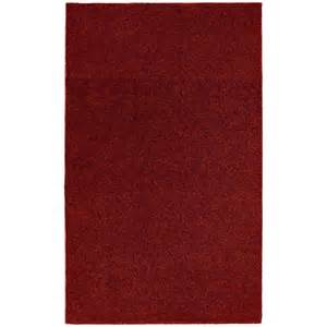 Burgundy Bathroom Rugs Garland Rug Washable Room Size Bathroom Carpet Ivory 5 Ft X 8 Ft Area Rug Brc 0058 10 The
