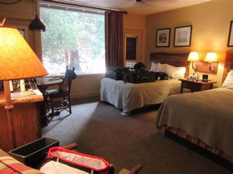 Review For Room Room Picture Of Yosemite Valley Lodge Yosemite National