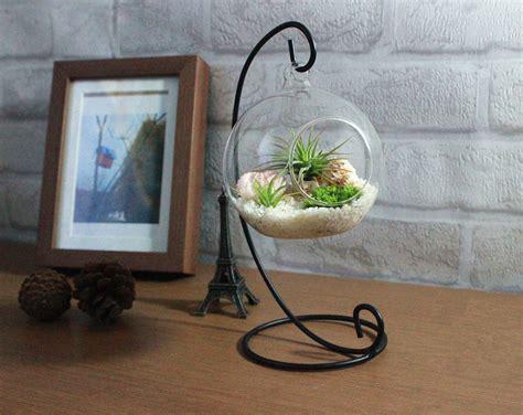 home decoration office desk decor terrarium kit  quartz