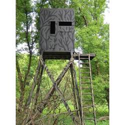 Select Blinds Canada Shadow Hunter 174 5x5 Insulated Bow Gun Blind 125679