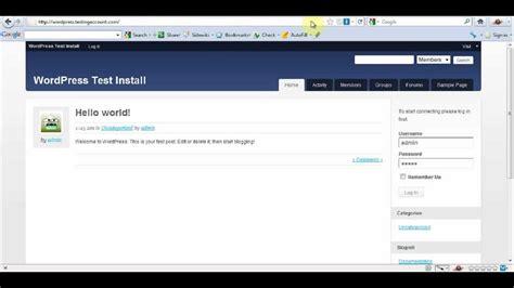 tutorial backup wordpress backup restore wordpress website tutorial video youtube