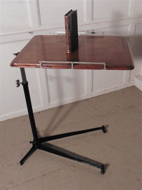 Bed Stand Table Reading Stand Bed Table Fireside Table Antiques Atlas