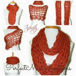 Infinity Scarf Ideas Mixin It Up With Daperfectmix Infinity Scarf And Arm