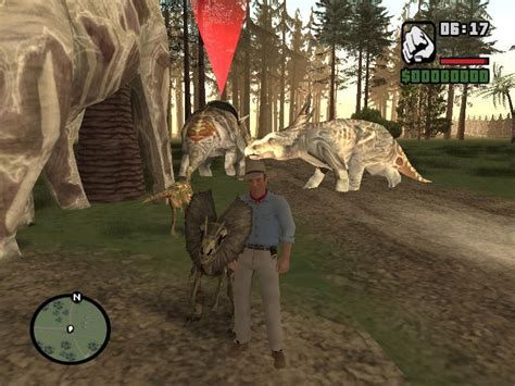 jurassic park operation genesis pc game mods game mods grand theft auto san andreas jurassic park