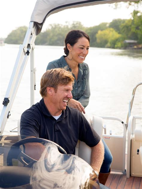 chip and joanna gaines houseboat photo page hgtv
