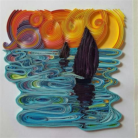 How To Make Quilling Paper Strips - 668 best images about quilling nature on