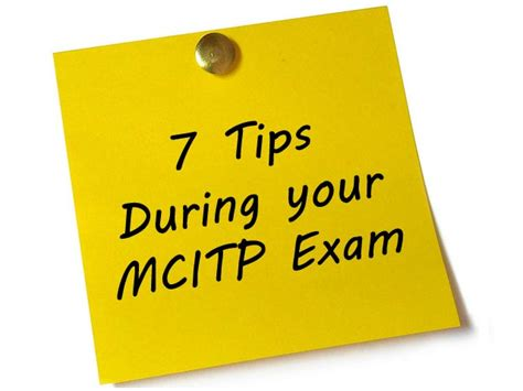 7 Tips For Giving Up Gossip by 7 Tips During Your Mcitp Mcp Guide