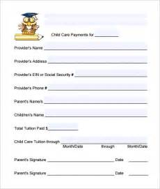 child care templates daycare receipt template 17 free word excel pdf