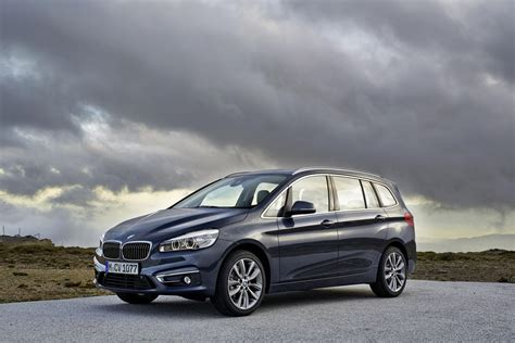 bmw cars news 7 seats bmw 2 series gran tourer unveiled