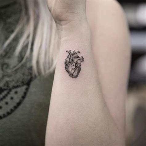 anatomically correct heart tattoo 39 inspiring anatomical tattoos tattoos