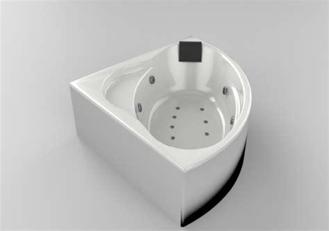 bagno con vasca ad angolo vasche da bagno 3d vasca da bagno ad angolo con