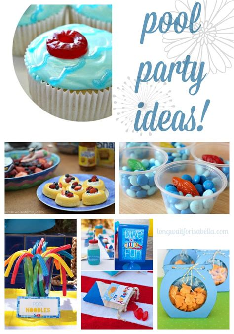 pool party ideas pool party ideas