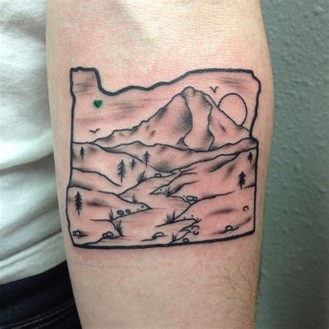 tattoo parlor bend oregon 43 tatuajes de paisajes inspiradores belagoria la web