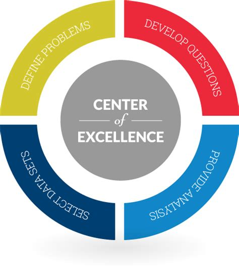center of excellent how we do it factspan converting data into business
