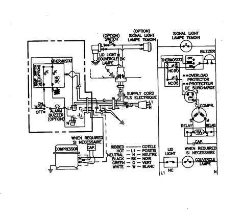 dometic ac wiring schematic free wiring