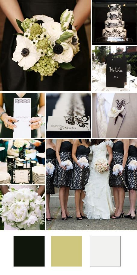 wedding colors 25 wedding color combos you ve never seen
