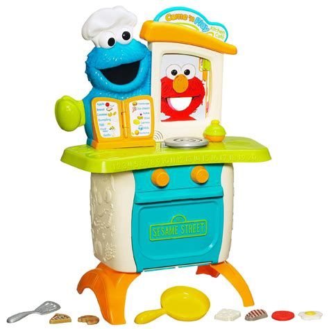 Sesame Kitchen by Sesame Come N Play Cookie Kitchen Caf 233