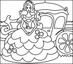 princess coloring pages by number coloring