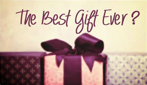 The Best Gift Ever Received   Online Financial Planning