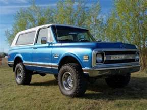 sell used 1970 chevrolet blazer k5 cst 4x4 western high desert survivor gmc jimmy in