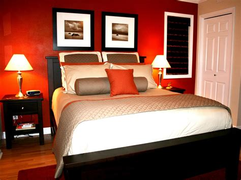 red bedroom ideas 10 romantic bedrooms we love bedrooms bedroom decorating ideas hgtv