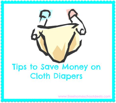 10 Ways To Save Money For College by 10 Ways To Save Money On Cloth Diapering Free Homeschool