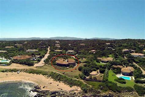 fronte mare sardegna portobello villa fronte mare sulla spiaggia