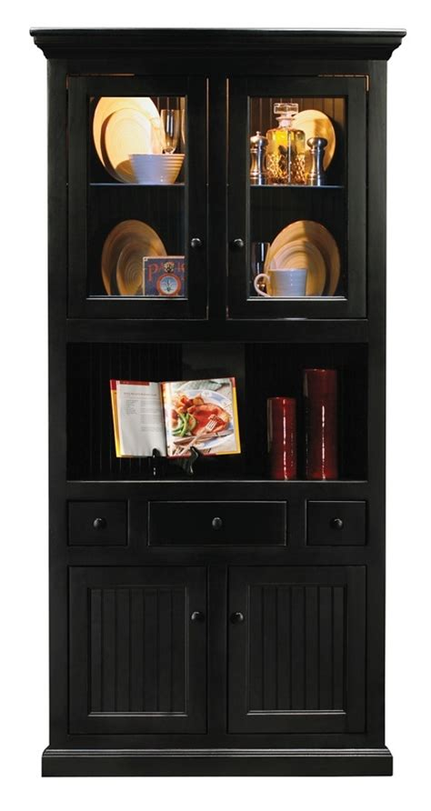Corner Cabinet Dining Room Hutch by Coastal Corner Dining Buffet W Hutch Organization For