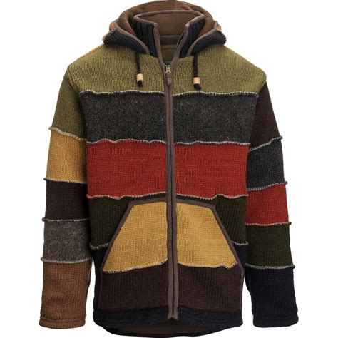 Patchwork Sweaters - laundromat patchwork sweater mens ebay