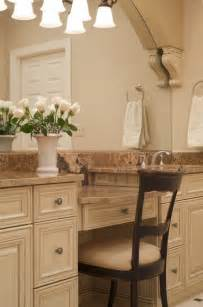 superb Double Vanity With Makeup Station #2: 577756cece4615ad4f5c230e9a806b2a.jpg