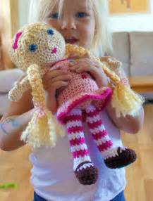 Free Crochet Doll Patterns for Beginners