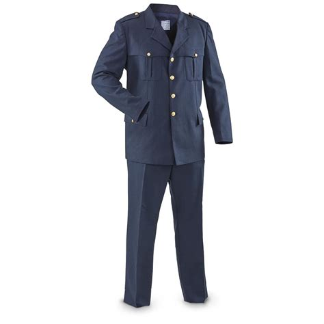 air force uniform shops italian military surplus air force wool dress uniform new