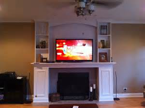 Semi Custom Bookcases Home Theater Update Built In Cabinets 3d Model All