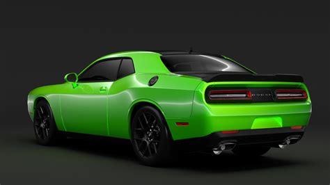 2017 Challenger Models by Dodge Challenger Ta 2017 3d Model Buy Dodge Challenger