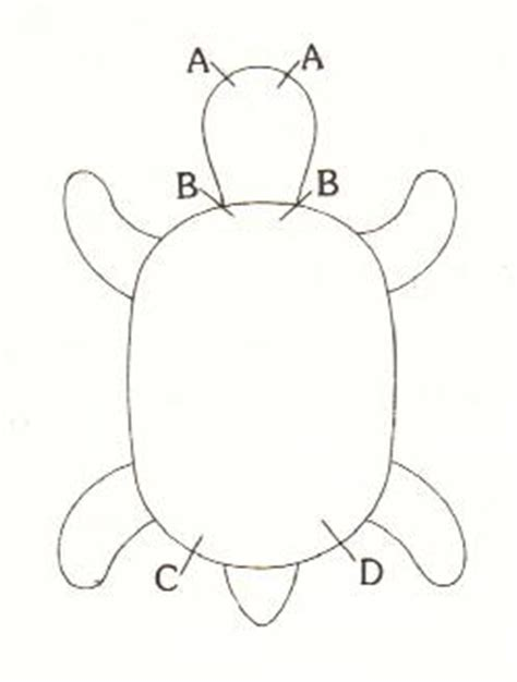turtle shell template turtle sewing pattern for free search results calendar