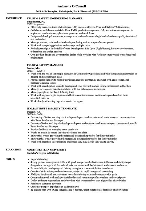 Functional Safety Engineer Cover Letter by Functional Safety Engineer Sle Resume Safety Technician Cover Letter