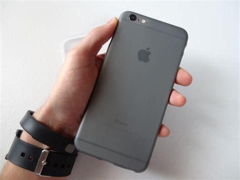 Iphone 6 6s Plus Dove Ultra Slim Cover Casing Soft Murah recensione cover ultra slim 0 3 puro per iphone 6 plus tecnophone it