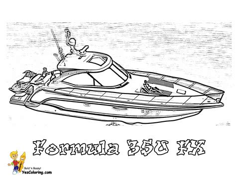 Coloring Pages Of Fishing Boats rugged boat coloring page free ship coloring pages