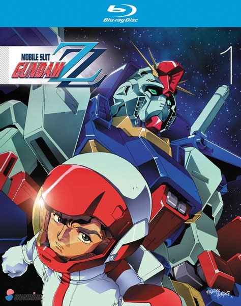 mobile suit zz mobile suit gundam zz collection 1