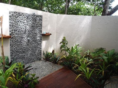 Guest Bathroom Ideas outdoor garden shower picture of lope lope lodge