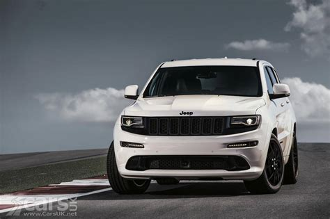 Jeep Srt by Jeep Grand Gets Titivated New Grand