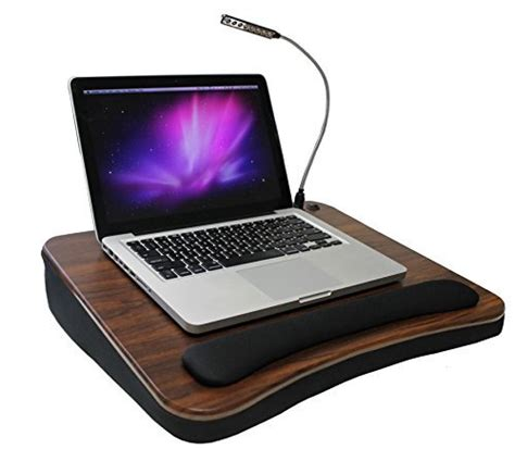 sofia sam memory foam lap desk with usb light 5035 awardpedia sofia sam memory foam lap desk with usb